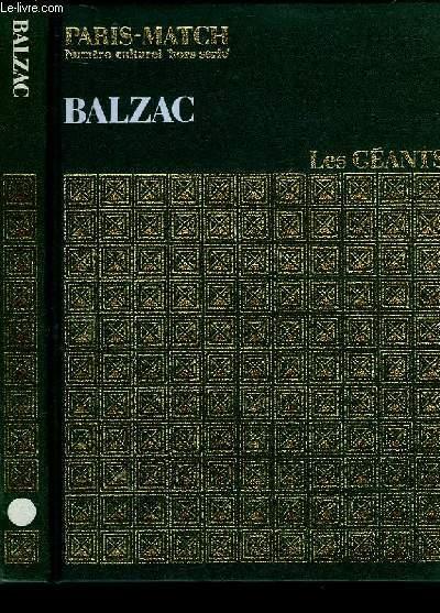LES GEANTS - BALZAC