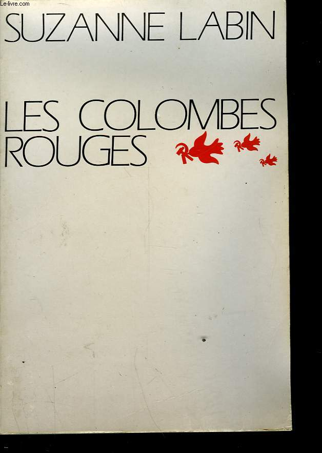 LES COLOMBES ROUGGES