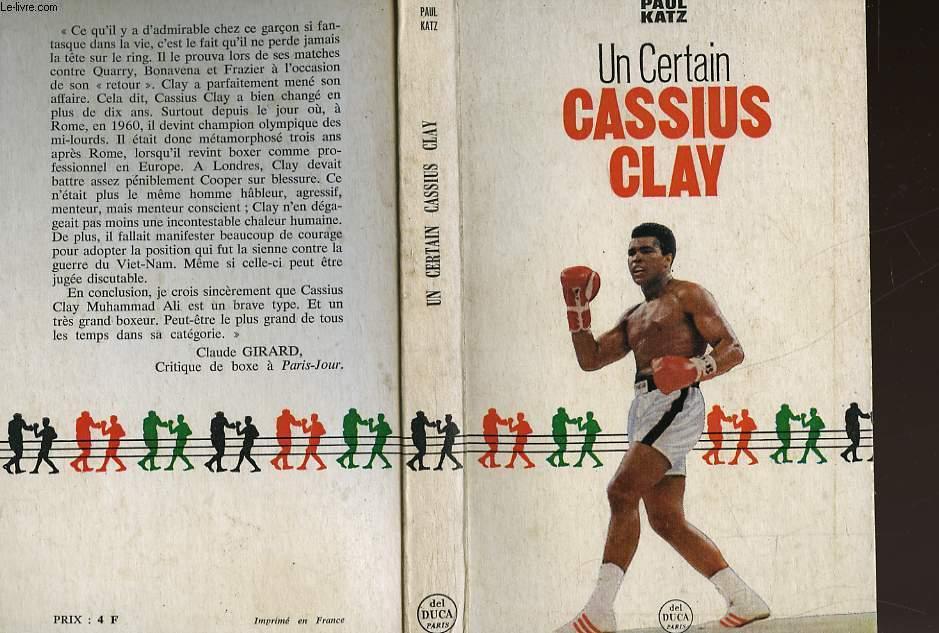 UN CERTAIN... CASSIUS CLAY
