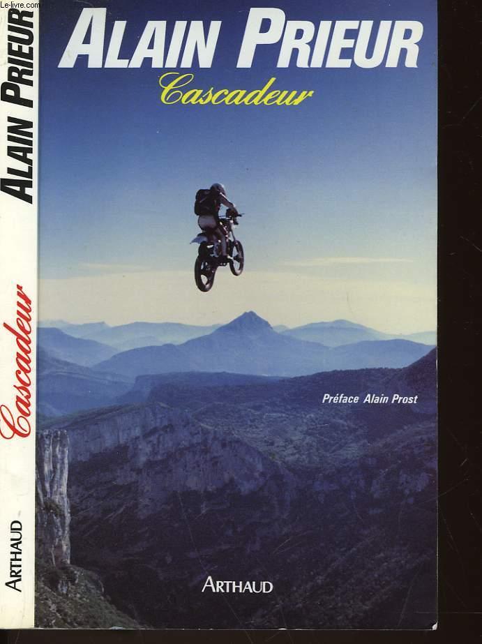 ALAIN PRIEUR CASCADEUR