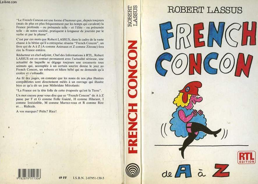 FRENCH CONCON... DE A à Z