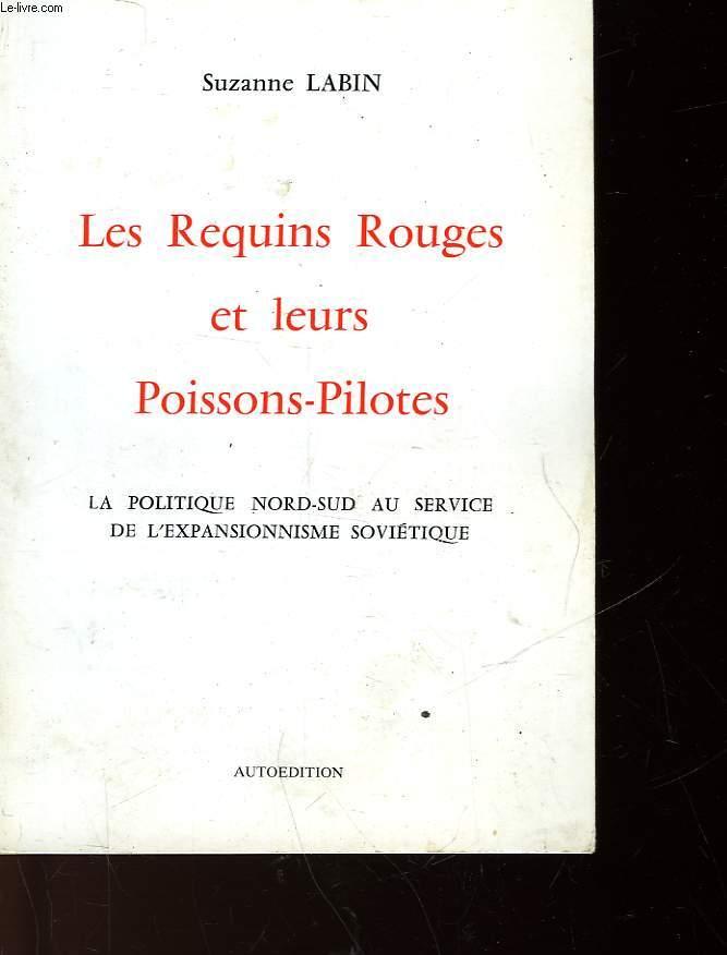 LES REQUINS ROUGES ET LEURS POISSONS-PILOTES