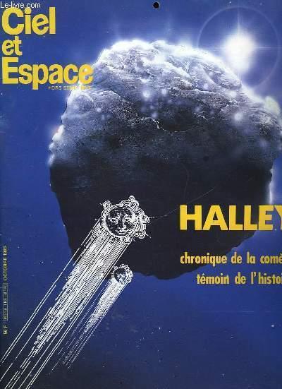CIEL ET ESPACE - HORS SERIE - HALLEY