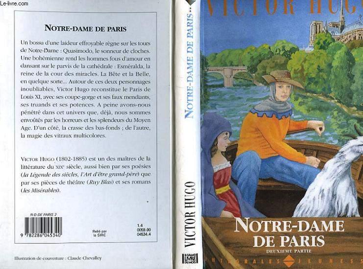 NOTRE-DAME DE PARIS - TOME 2