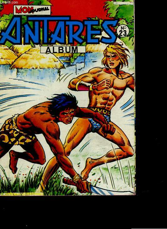 ATARES - ALBUM N°23 - N°67 - 68 - 69