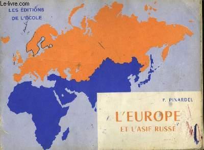 L'EUROPE ET L'ASIE RUSSE