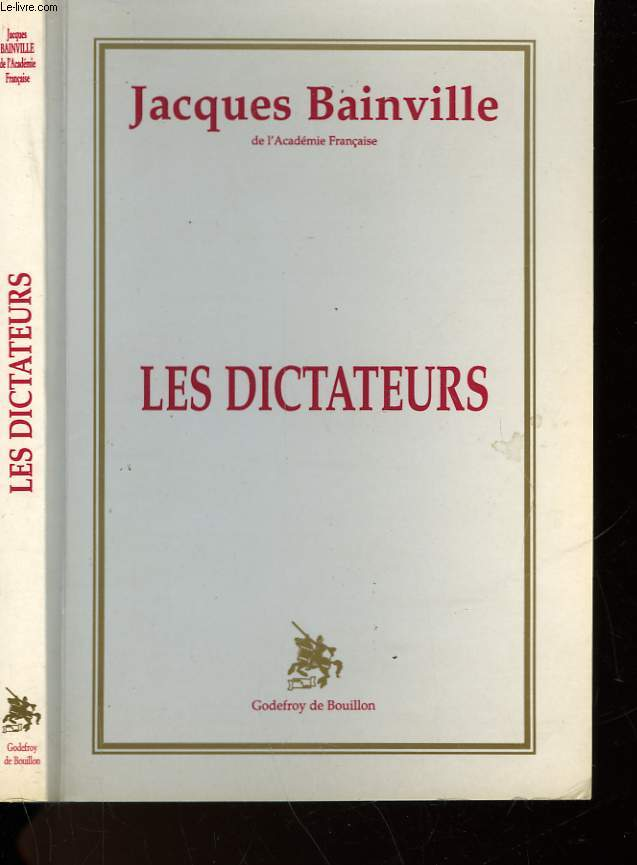 LES DICTATEURS