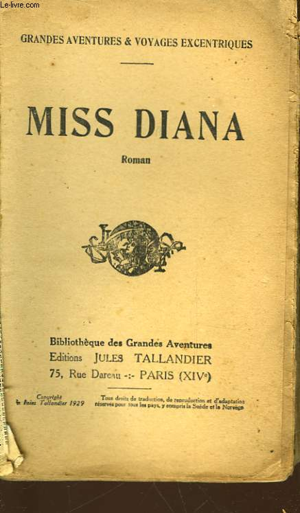 MISS DIANA