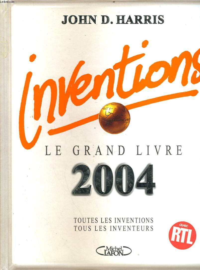 INVENTIONS - LE GRAND LIVRE 2004