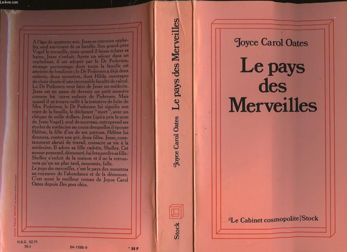 LE PAYS DES MERVEILLES
