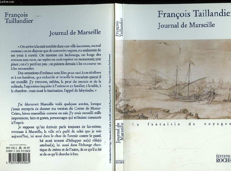 JOURNAL DE MARSEILLE