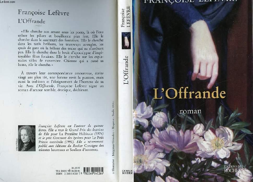 L'OFFRANDE