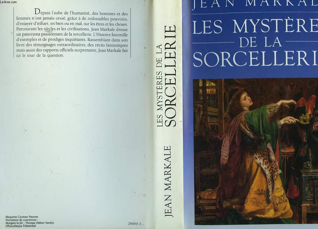LES MYSTERES DE LA SORCELLERIE