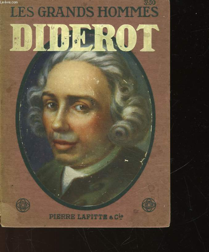 LES GRANDS HOMMES - DIDEROT