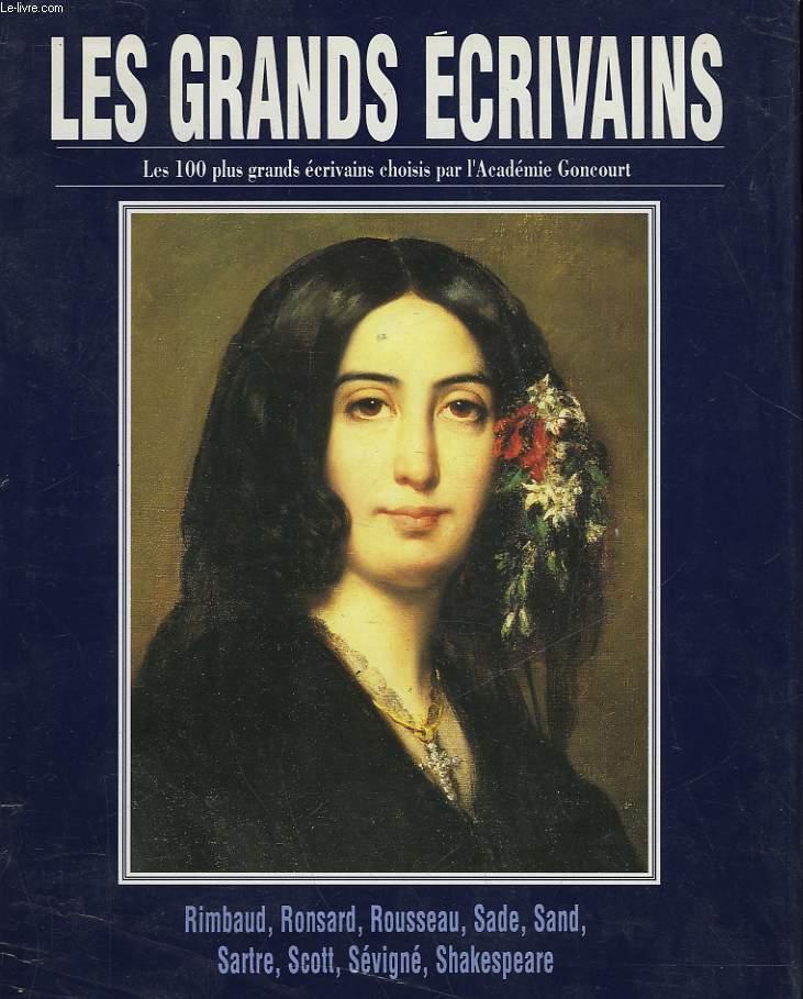 LES GRANDS ECRIVAINS - VOLUME X