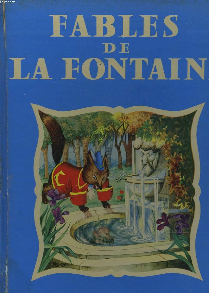 FABLES DE LA FONTAINE - N°3143