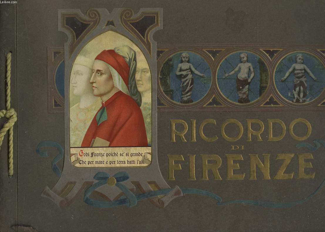 RICORDO DI FIRENZE - SERIE N°40