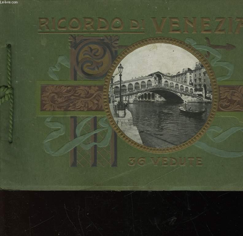 RICORD DI VENEZIA - SERIE N°112
