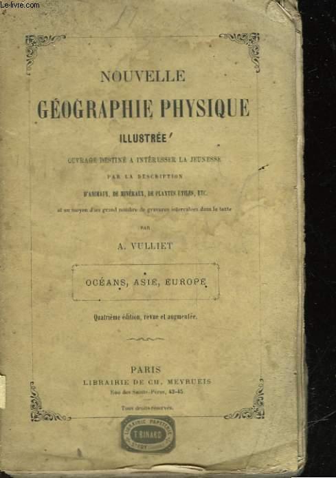 NOUVELLE GEOGRAPHIE PHYSIQUE ILLUSTREE