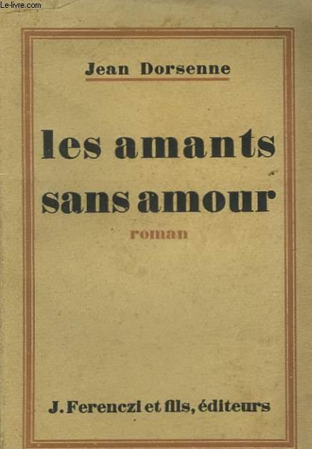 LES AMANTS SANS AMOUR
