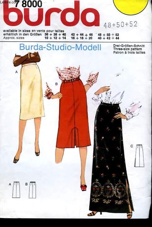 BURDA - N°7 8000