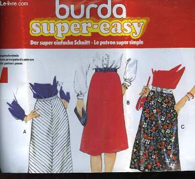 BURDA - SUPER-EASY -  N°8438N