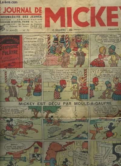 LE JOURNAL DE MOCKEY - N°71