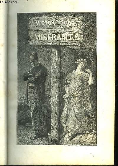LES MISERABLES - 3 TOMES
