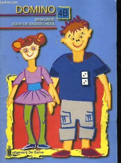 DOMINO 4B - WISKUNDE VOOR DE BASISSCHOOL