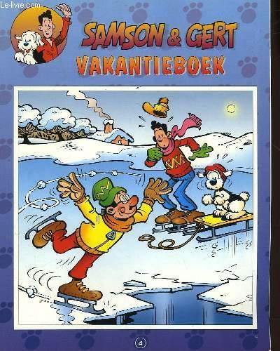 SAMSON & GERT VAKANTIEBOEF