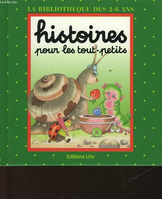 HISTOIRES POUR LES TOUT-PETITS - 15
