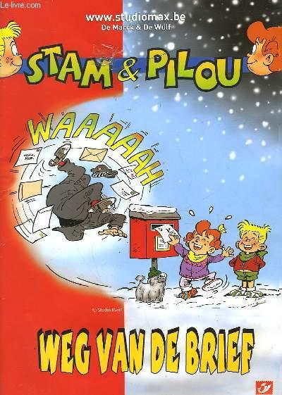 STAM & PILOU - WEG VAN DE BRIEF