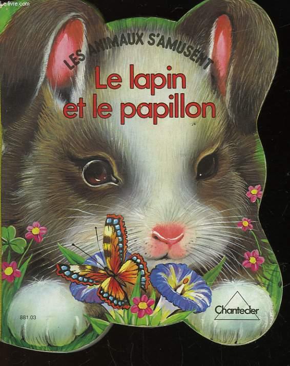 LE LAPIN ET LE PAPILLON