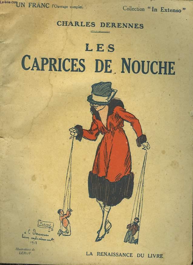 LES CAPRICES DE NOUCHE