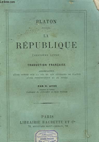 LA REPUBLIQUE - 7° LIVRE