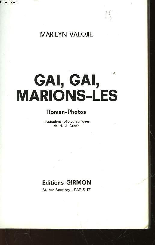 GAI, GAI, MARIONS-LES
