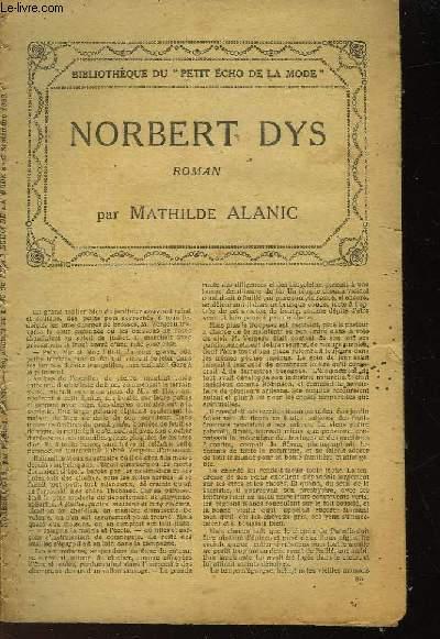 NORBERT DYS