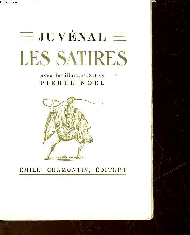 LES SATIRES DE JUVENAL