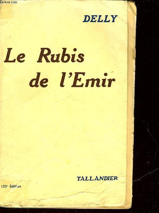 LE RUBIS DE L'EMIR