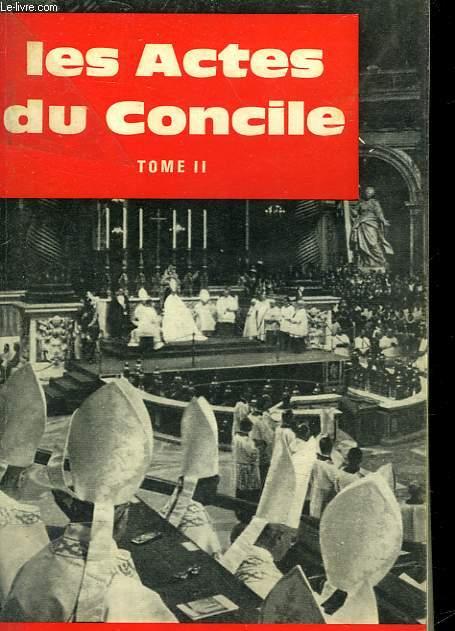 L'EGLISE AUX CENT VISAGES - 20 - LES ACTES DU CONCILE VATICAN II