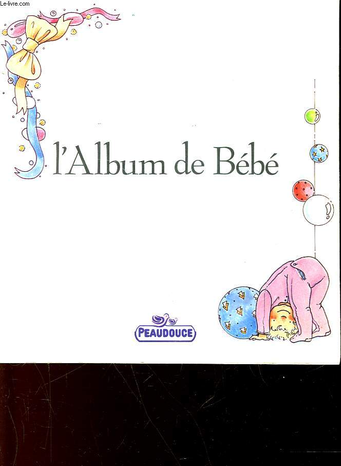 L'ALBUM DE BEBE