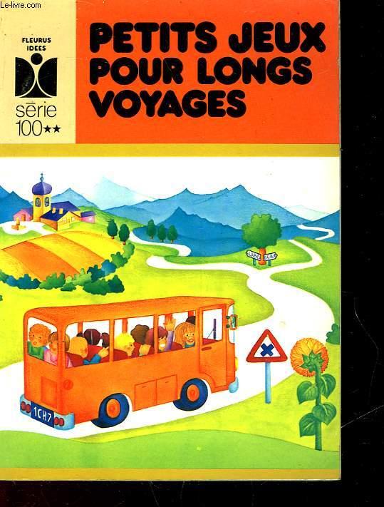 PETITS JEUX POUR LONGS VOYAGES