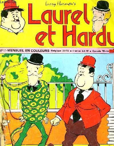 LAUREL ET HARDY - N°11