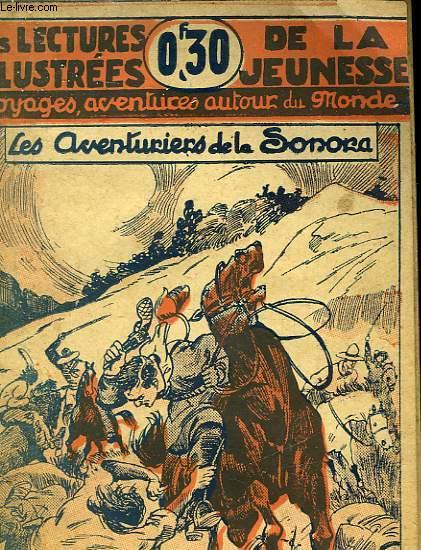 LES AVENTURIERS DE LA SONORA - N°54