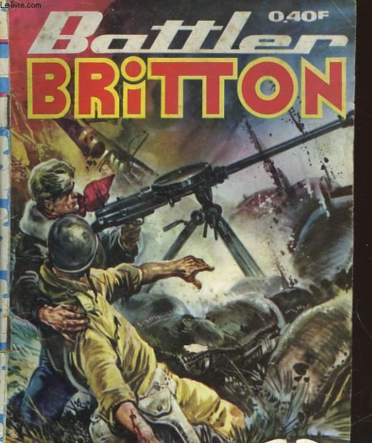 BATTLER BRITTON - LE GRAND JOUR - BIMENSUEL N°117