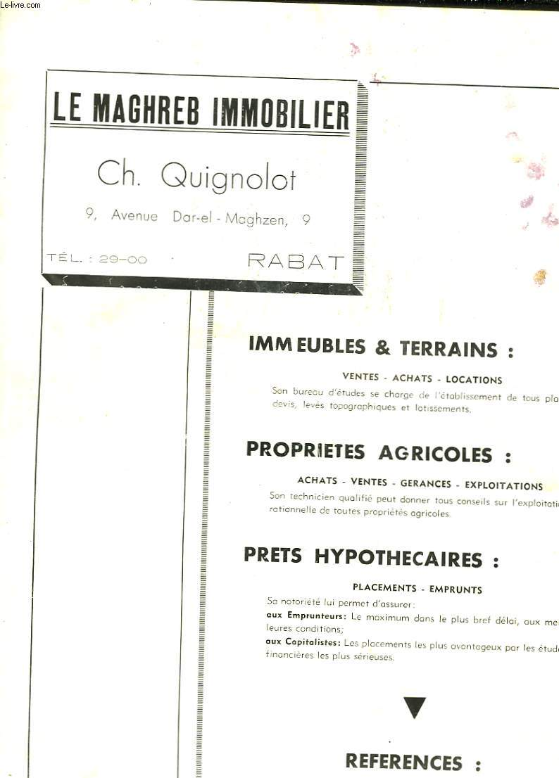 LE MAGHREB IMMOBILIER