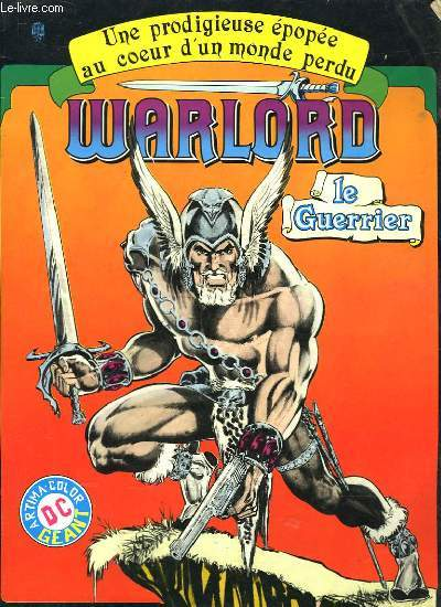 WARLORD - LE GUERRIER