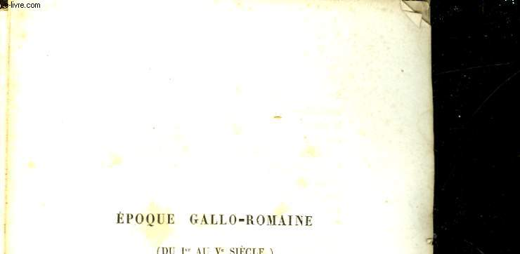 HISTOIRE DE LA VIE PRIVEE DES FRANCAIS ET COSTUMES HISTORIQUES DE LA FRANCE