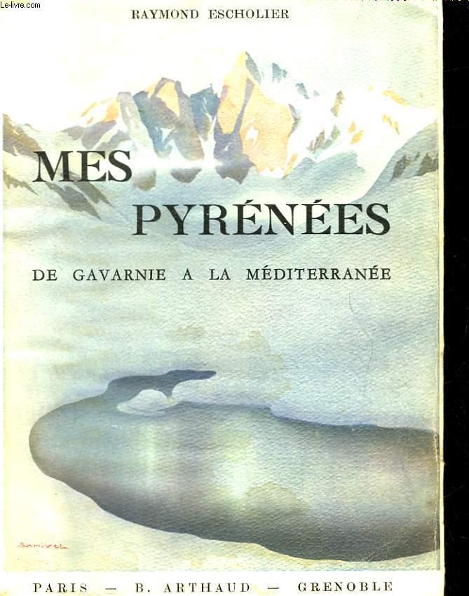 MES PYRENEES DE GAVARNIE A LA MEDITERRANEE
