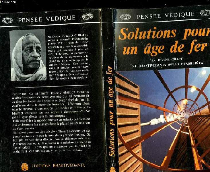SOLUTIONS POUR UN AGE DE FER